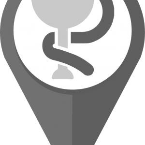 "Logo Apotheke ""Zum goldenen Reichsapfel"""